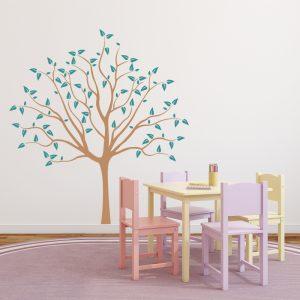 strom barevny