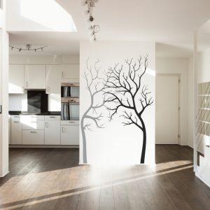 strom bez listi