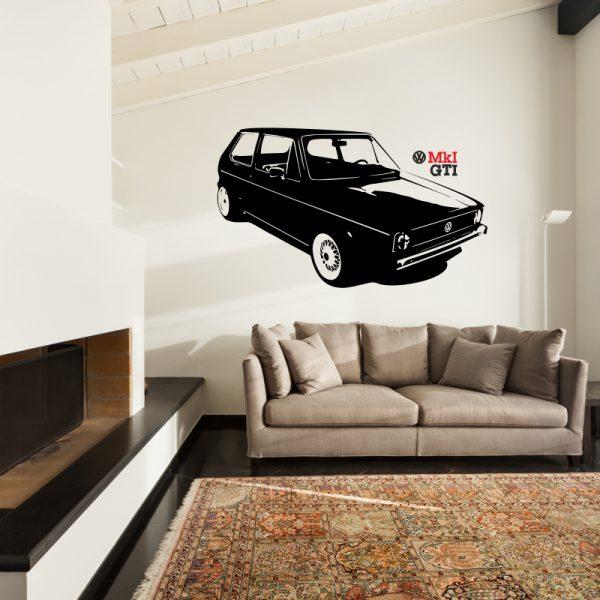 Golf GTI -Mki