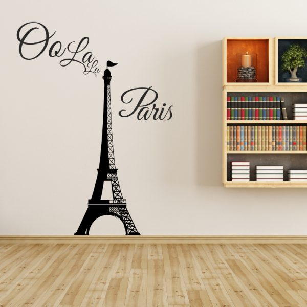 Oo la la Paris