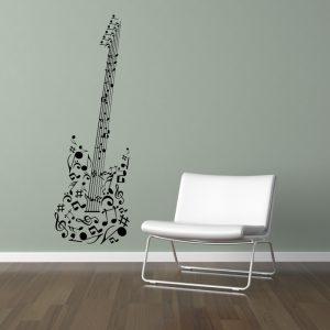 kytara noty