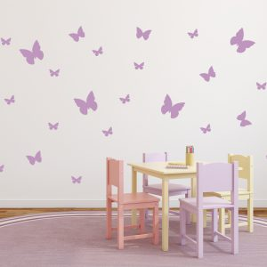 motyli-tri druhy