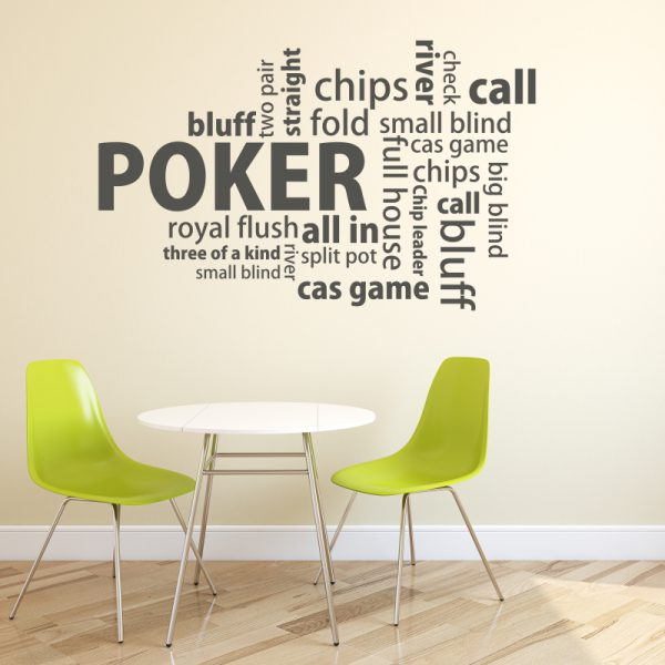 poker - bluff text