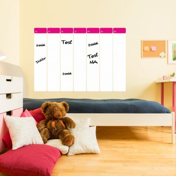 fixa kalendat tydeni